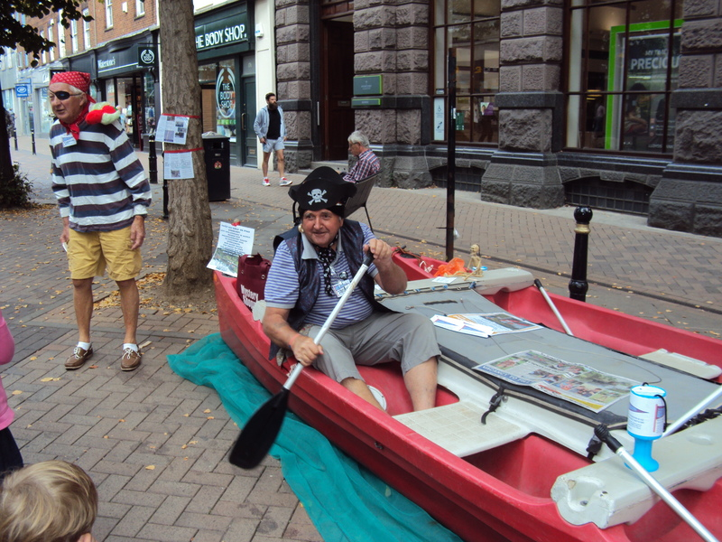 The Pirates on Eastgate St